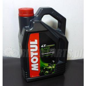Olej silnikowy Motul 5100 Ester 10W40 4l